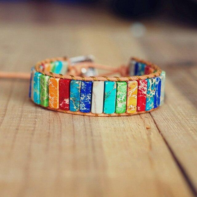 Natural Stone Handmade Bracelet 5