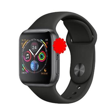 Heart rate monitor ECG Smart Watch 1:1 44mm Series 4 Bluetooth SmartWatch IWO 8 For iPhone XS 5 6 7 8 Android phone