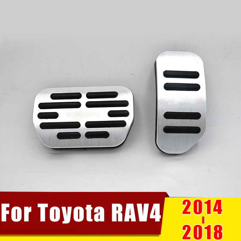 Sport AT Pedal Accelerator Brake Pad For Toyota Corolla 2013-2019