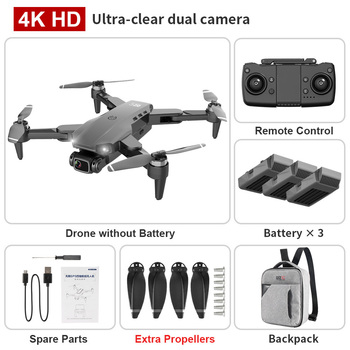 Drone L900 Pro 5G GPS 4K Dron with HD Camera FPV 28min Flight Time Brushless Motor Quadcopter Distance 1.2km Professional Drones 16