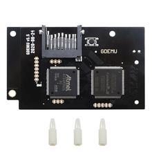 المدمج في شحن القرص استبدال محرك الأقراص الضوئية محاكاة مجلس ل GDEMU Sega DC كاست لعبة آلة
