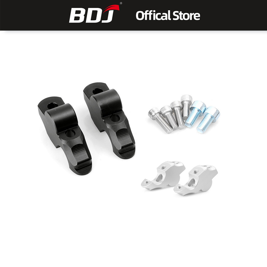 BDJ For <font><b>BMW</b></font> <font><b>R</b></font> <font><b>NINE</b></font> <font><b>T</b></font> 2014 2015 2016 2017 2018 <font><b>Handlebars</b></font> Code Hand Push Rear Seat Adapter image