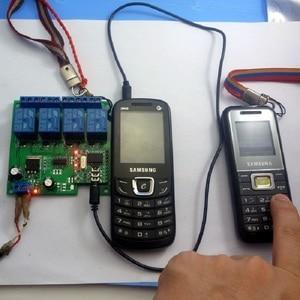 Image 2 - CE023 DC 12V DTMF MT8870 電話音声デコーダ制御モメンタリトグルラッチ遅延タイマー多機能リレーモジュール