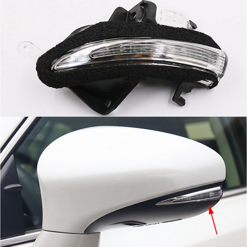 Left Right Side Wing Mirror Turn Signal Lamp LED Rear Mirror Light For <font><b>Lexus</b></font> ES ES350 ES300h 2013-2017 CT IS IS350 IS250 LS <font><b>GS</b></font> image