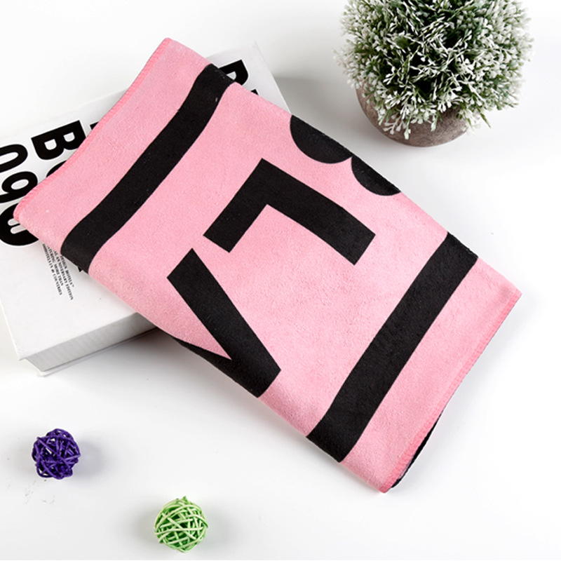 BLACKPINK Face Towel Cotton