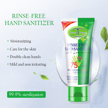 Alcohol content is 75% disposable quick-drying alcoholic hand sanitizer 50ml