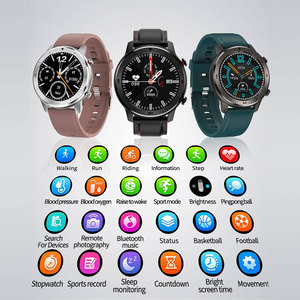 Image 5 - Smart Watch NO.1 DT78 IP68 1.3inch Sport Men Women Wearable Running track call reminder heart rate bluetooth fitness smartwatch