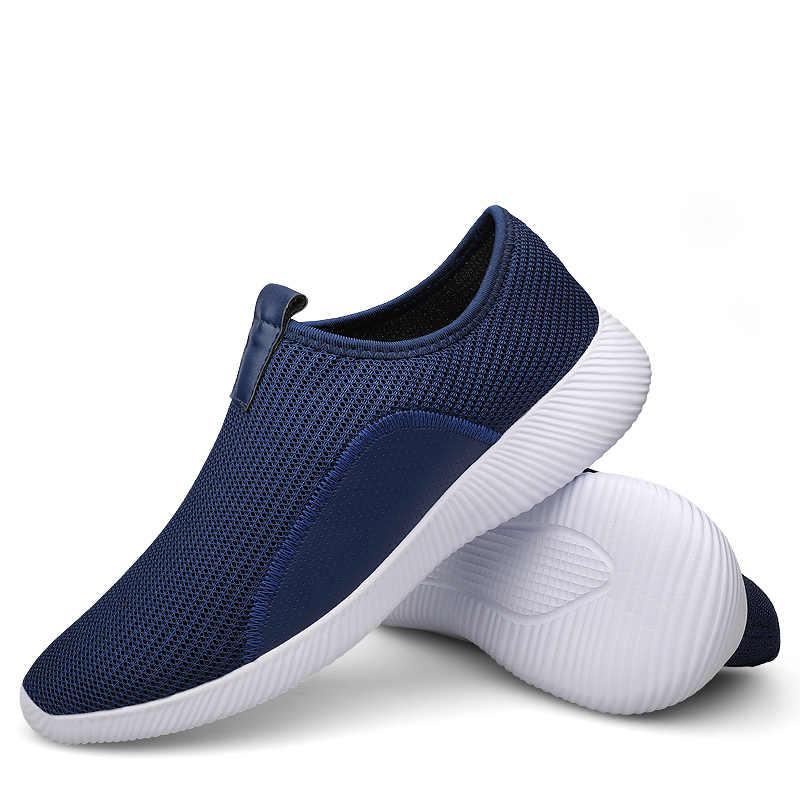 Sıcak satış Mens koşu ayakkabıları hafif moda rahat nefes kaymaz aşınmaya dayanıklı yüksekliği artan koşu erkek spor ayakkabı