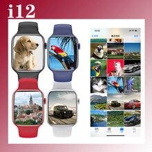 Smartwatch Iwo Fitness-Tracker W46 W26 Pro-Series T900 6-Hw22 Heart-Rate Sports Men 13