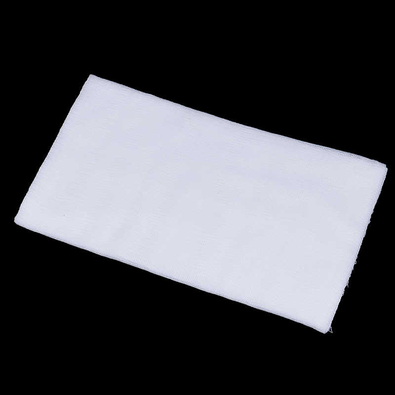 2 Yards Gauze Cheesecloth Absorbent Fabric Cotton Cheese Cloth Baking Tool MC