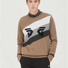 Golf homme pull mode golf pull chaud golf pull
