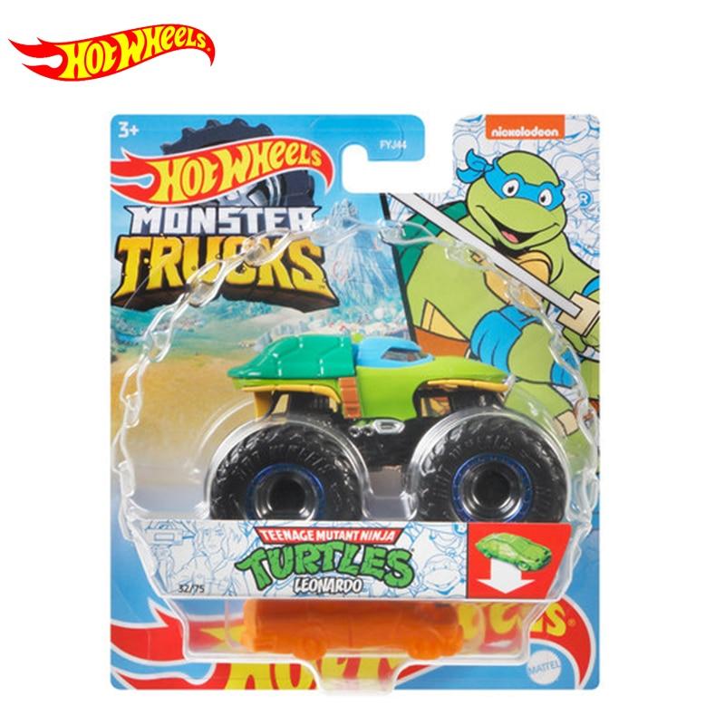 Origianl Hotwheels Car Toys for Boys Monster Truck Hot Wheels Car Toys for Children Giant Wheels Car Toys for Kids Birthday Gift