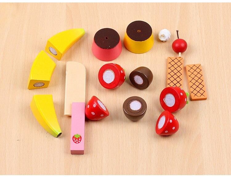 Детский чайный сервиз для девочек и мальчиков, набор для послеобеденного чая 3-6 лет, игрушечный кухонный домик