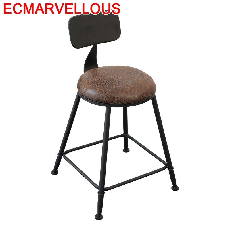 Barstool Fauteuil Stoel Sedie Tabouret De Comptoir Taburete Stoelen Sandalyeler Sedia Retro Cadeira Stool Modern Silla Bar Chair