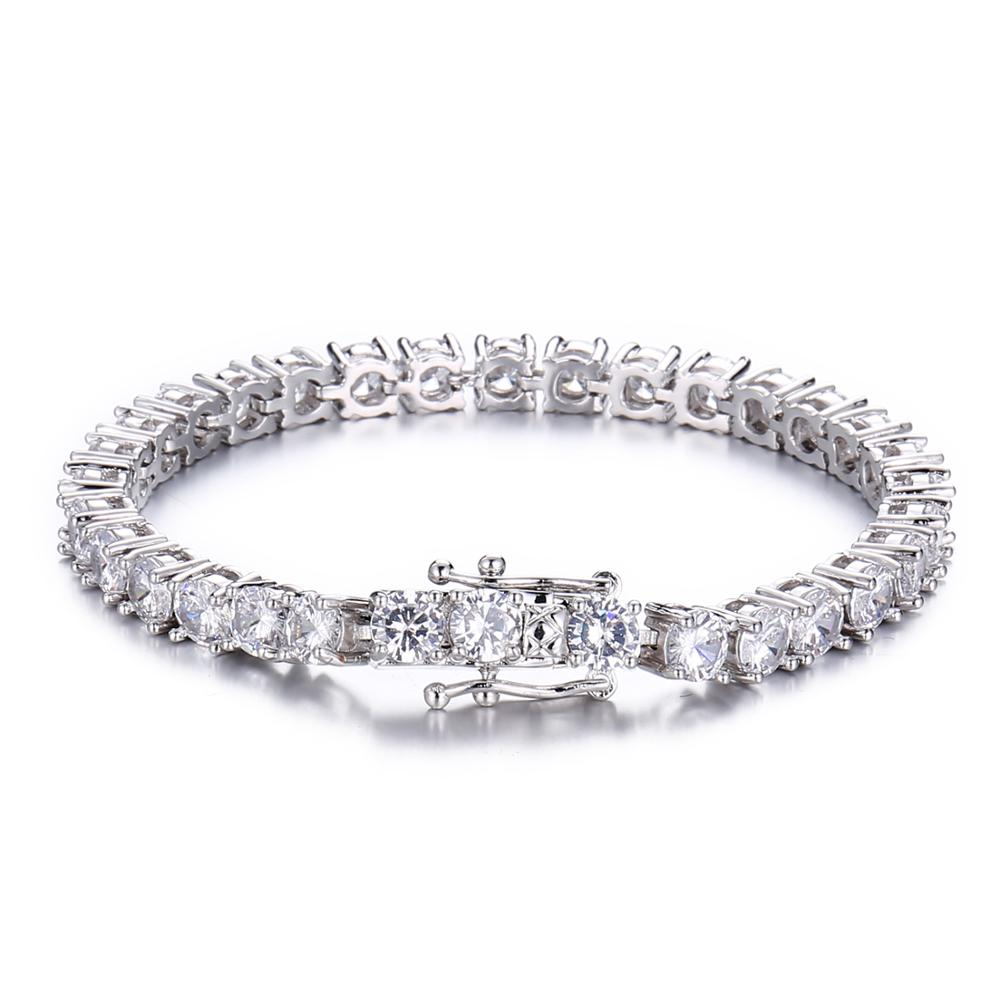3/4/5MM Micro Pave Cubic...