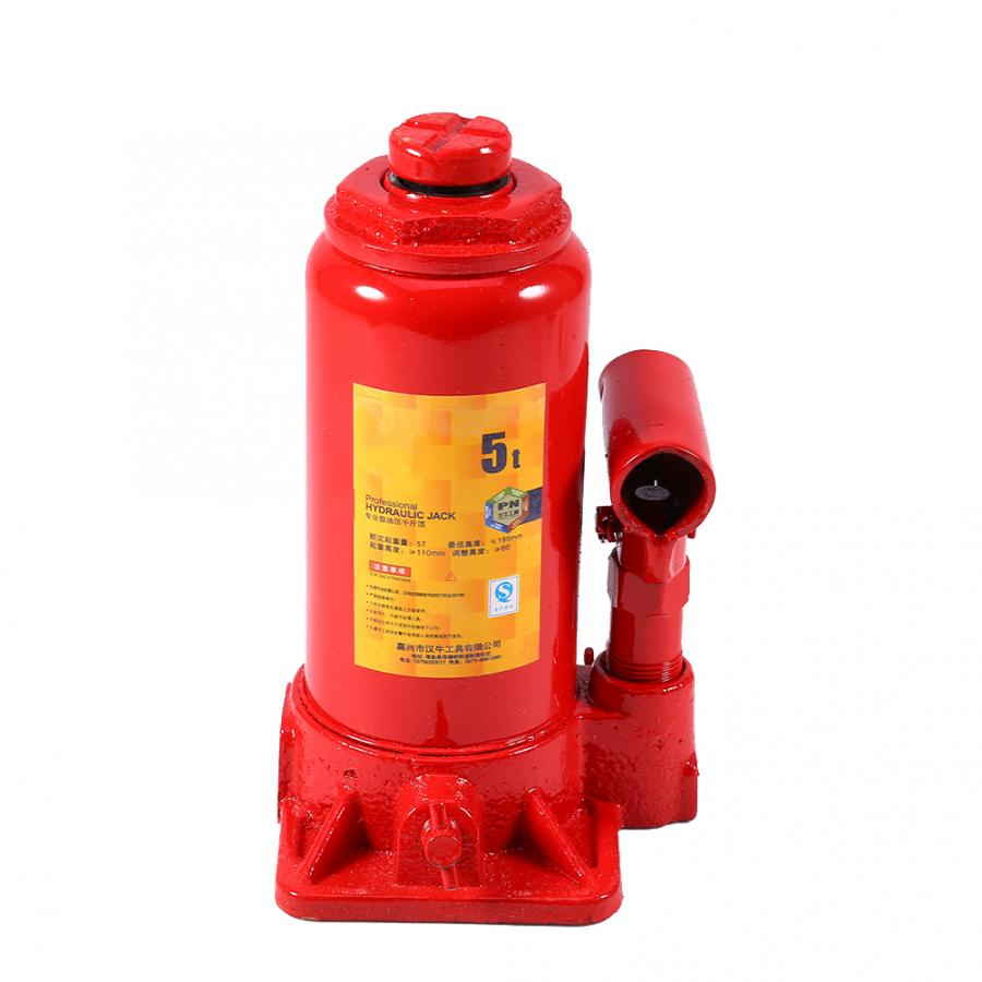 Lifting Cranes 5T Hydraulic Lifting Jack Carriage Hydraulic Lifting Carriage Jack HH HOT Lifting Tools