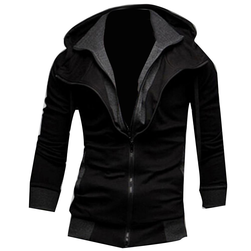 H20078acc61954d13a5c4b87491e99dd0C Jacket Men Autumn Winter zipper Casual Jackets Windbreaker Men Coat Business veste homme Outdoor stormwear clothing