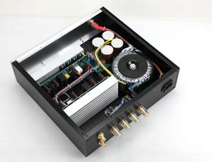 Image 5 - Hifi Finished LJM L20.5 Amp Ultra Low Distortion Stereo Power Amplifier