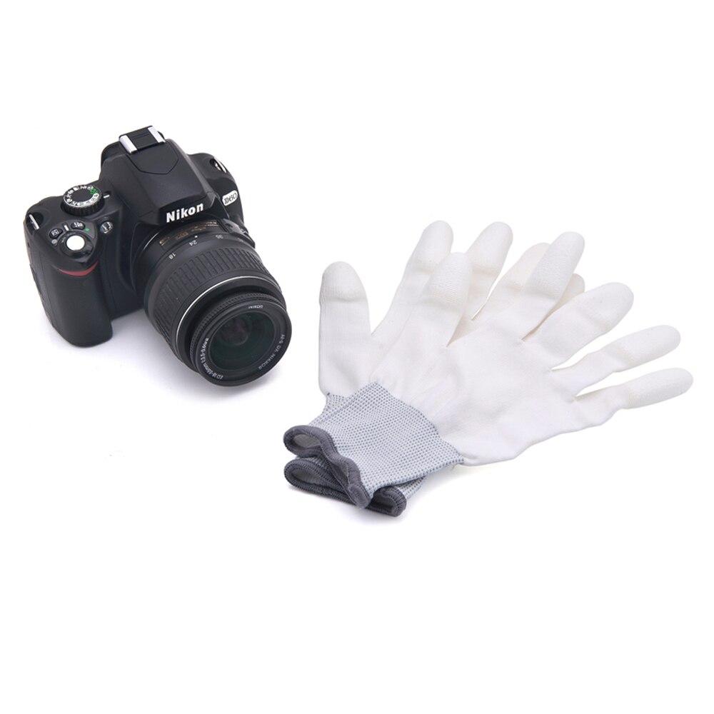 Luvas & luvas de relógio fotógrafo anti-estático