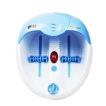 Foot Bath Ch - 281  B   Wash bath Bubble Bag Mail bath Massage The  Basin Automatic Heating