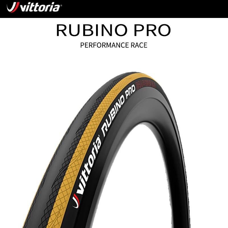 700 x 28 60tpi Clincher Vittoria Rubino Pro Endurance G2.0 Tire Folding