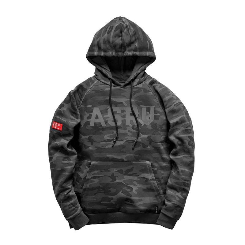 2020 Autumn Camouflage Men Gyms Hoodies Gyms Fitness Bodybuilding Sweatshirt Pullover Sportswear Male Workout Hooded Clothing