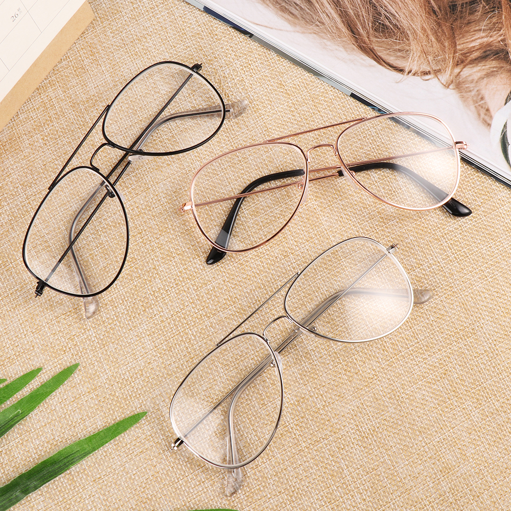 Unisex Classcial Metal Finished Myopia Glasses For Women&Men Pilot Nearsighted Glasses Driving Shortsighted -1.0 To-5.0