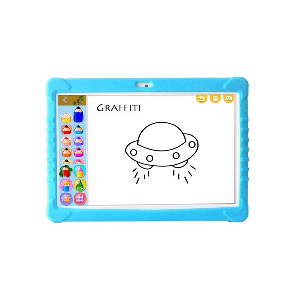 Tablette pour enfants Android 6.0 16GB IPS 10.1 pouces Bluetooth WIFI Bundle Case achat de haute qualité - 3