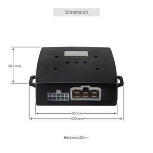Image 5 - Система безключевого доступа EASYGUARD, система запуска и остановки pke, Автомобильная сигнализация, кнопка запуска и остановки, центральный замок, Автомобильная сигнализация, дистанционный запуск двигателя
