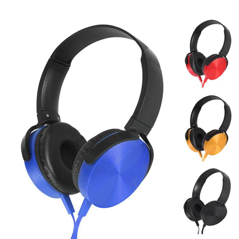 Słuchawki przewodowe z zestaw słuchawkowy z mikrofonem Gamer zestaw słuchawkowy Stereo do gier Laptop Tablet słuchawki słuchawki słuchawki Audio i wideo