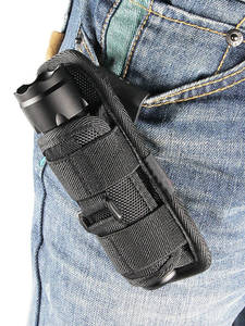 Holster-Torch-Case Rotatable-Flashlight Pouch for Belt Hunting-Lighting-Accessory Survival-Kits