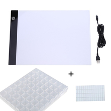 Three Level Dimmable A4 Led Light Pad,Tablet,Tools,Diamond Painting Acc