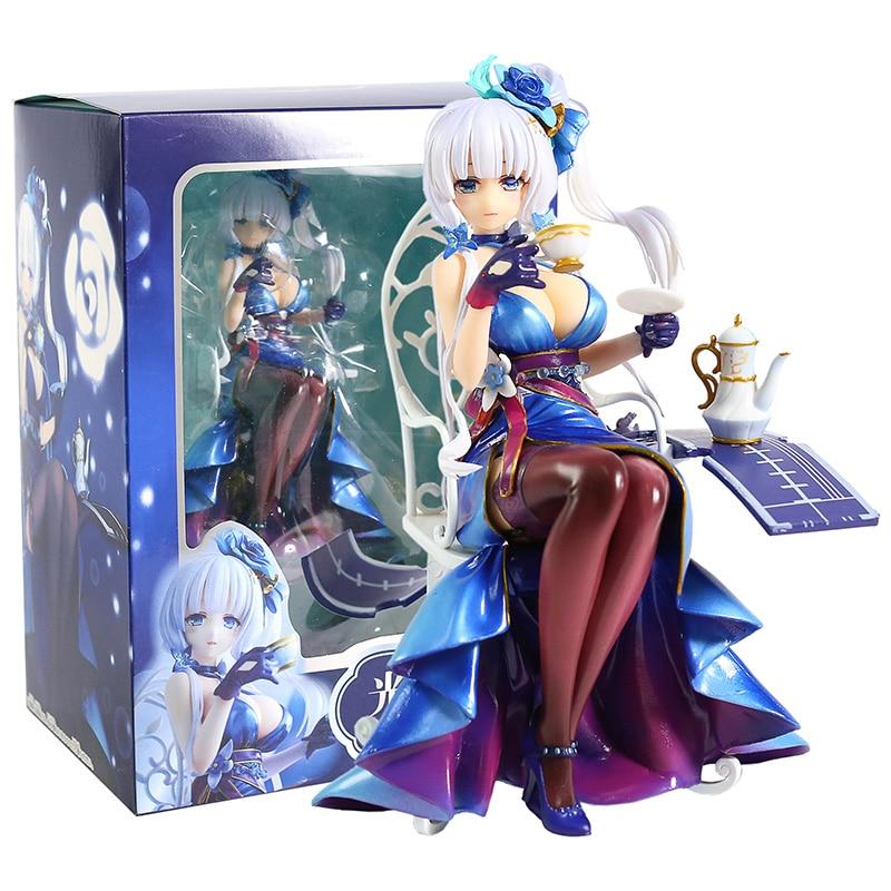 Anime Azur Lane Brilliance Illustrious Never-ending Tea Party PVC Figure No Box