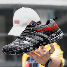 Men Running Shoes Couple Breathable Sports Sneakers Air Cush