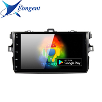 Fongetn 9 Android 8.1 Car Gps Multimedia For 2006 2007 2008 2009 2010 2011 2012 Toyota Corolla Navi Player Support Bluetooth