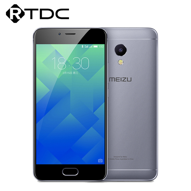 Original MEIZU 5S MTK6753 Mobile version ROM 3GB RAM 16GB ROM Cell Phone 5.2 inch octa-core Fast Charging Mobile Phone 1