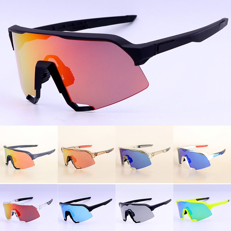 Brand Outdoor Bicycle Sunglasses S3 Cycling Glasses Peter Sport Sunglasses Speed Mountain Bike Glasses Mtb Eyewear Ciclismo Fashionable And Attractive Packages