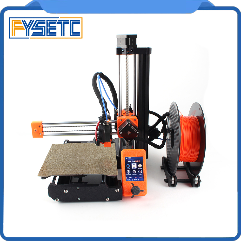 FYSETC Prusa Clone Mini 3d Printer DIY Full kit The Prusa Mini Kit Does Not Include Printed Parts|3D Printers| - AliExpress