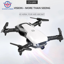 Hélicoptère RC HD 1080p drone fpv WiFi transmission en temps réel quadrirotor altitude reste stable drone avec caméra vs e58 drone