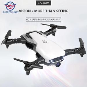 Image 1 - Радиоуправляемый вертолет HD 1080p Дрон fpv WiFi Трансмиссия квадрокоптера в реальном времени высота остается стабильным Дрон с камерой vs e58 Дрон квадракоптер квадракоптер с камерой квадрокоптер вертолет