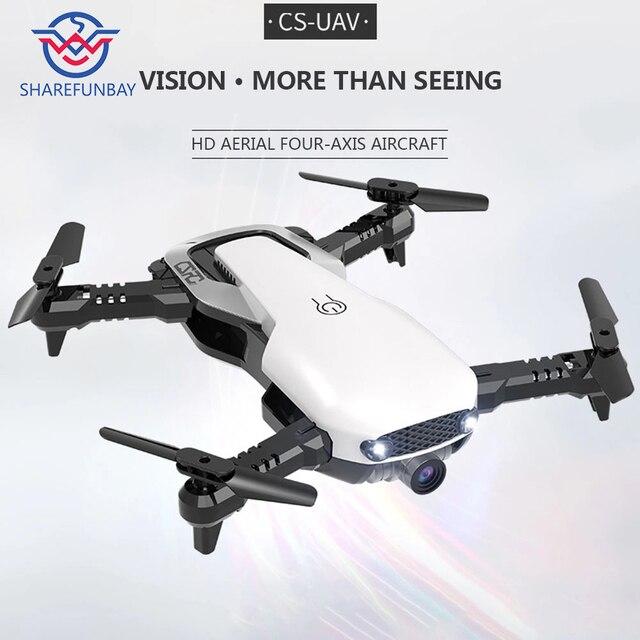 Радиоуправляемый вертолет HD 1080p Дрон fpv WiFi Трансмиссия квадрокоптера в реальном времени высота остается стабильным Дрон с камерой vs e58 Дрон квадракоптер квадракоптер с камерой квадрокоптер вертолет