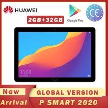 Cargadores de coche HUAWEI Mediapad T5 versión Global 10,1 pulgadas 4G LTE Android nueva tableta 1080P Full HD 2GB 32GB Kirin 659 Octa Core huella dactilar