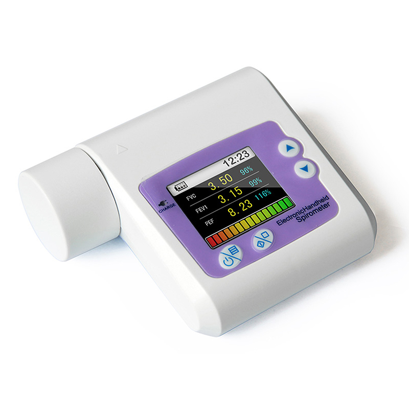 CONTEC SP10 Digital Lung Volume device Spirometer title=
