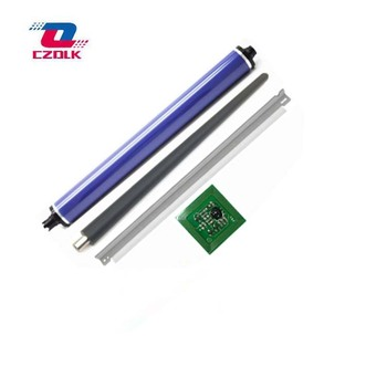 DC250 Color Drum Chip+Cleaning Blade+OPC Drum+PCR Charge Roller for Xerox DC 240 242 250 252 260 WC 7655 7665 7675 Oem:013R00603 цена 2017