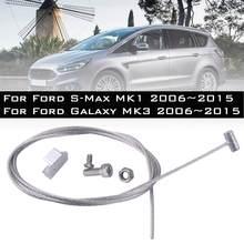 Рукоятка ручного тормоза, кнопка спуска кабеля, стояночный ручной парковочный тормозной кабель для Ford для S-Max MK1 для Galaxy MK3 06-15
