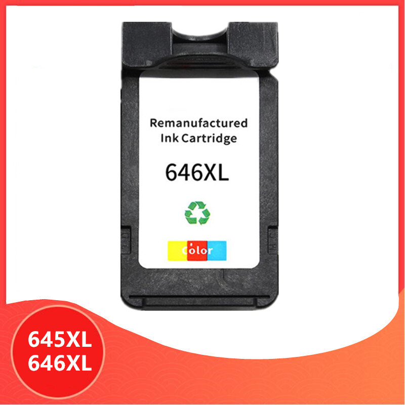 Color PG645 CL646 XL ink cartridge replacement for Canon PG-645 CL-646 PG 645 CL 646 Pixma MG2460 MG2560 MG2960 MG2965 image