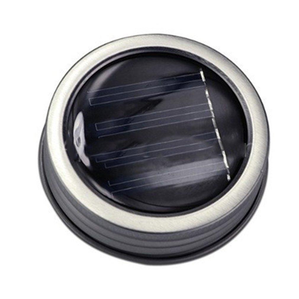 Solar Energy Charge Mason Jar Lid Insert Solar Powered Led Mason Jars Light Up Lids Mason Jars Not Includedsale
