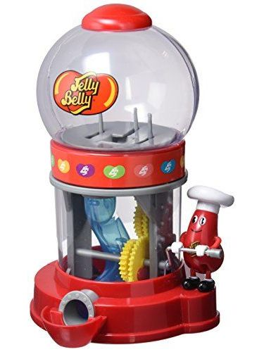 Mr. Jelly Belly, Original Bean Dispenser Machine - High Quality And Durable, Novelty Sweets And Candy Vending Machine