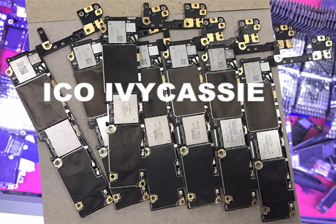 Image 2 - For iPhone 6 6G CNC Board Drilled With CPU 16GB 64GB 128GB iCloud Locked Motherboard Remove CPU Swap Mainboard Logic Board-in Integrated Circuits from Electronic Components & Supplies