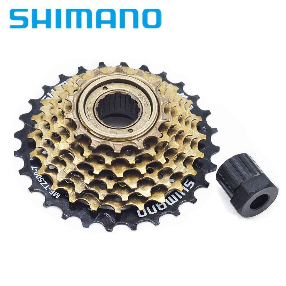Shimano 6 Speed Freewheel MF-TZ20 14 Screw On 28 Index QUALITY KMC CHAIN